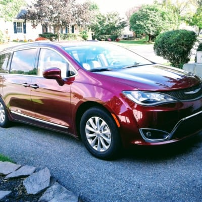 Our 2018 Chrysler Pacifica Review