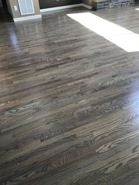 Best Farmhouse Style Floor Stain