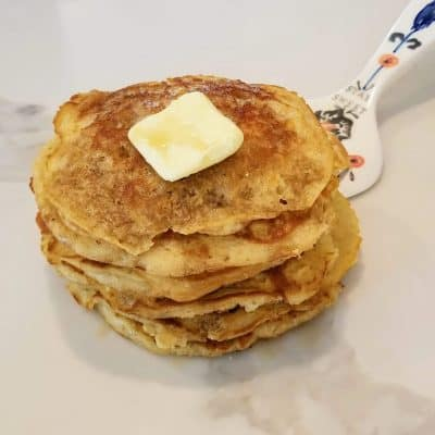 Joanna Gaines' Best Pancake Recipe