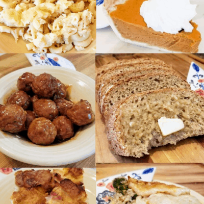 15 Fabulous Fall Recipes for the Family