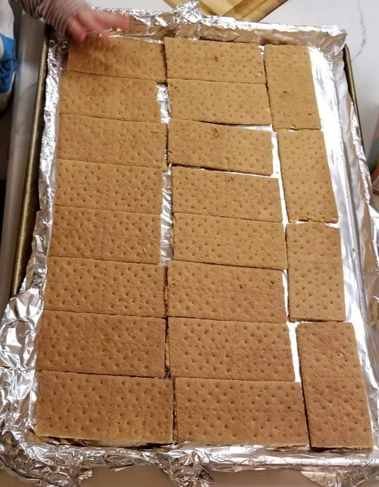 Toffee Crackers Recipe