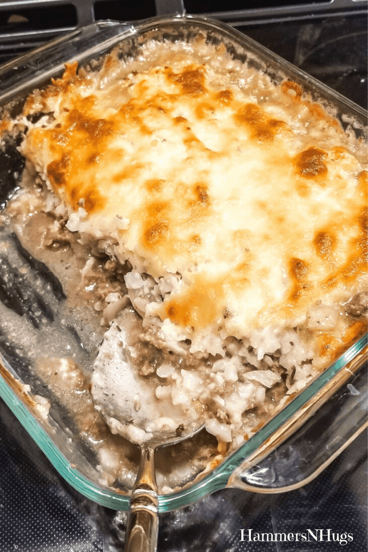 Cauliflower Tater Tot Casserole Recipe