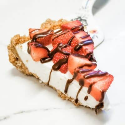No Bake Cream Cheese Pie