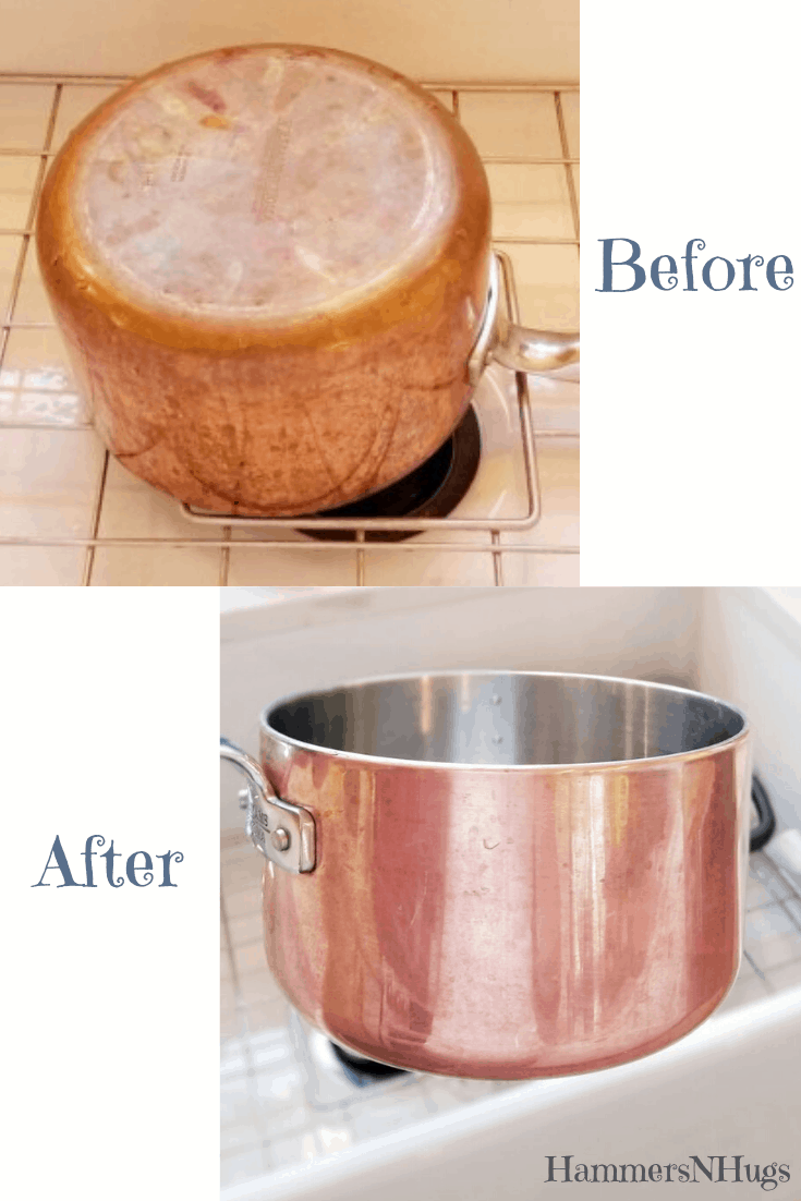 The BEST Way to Clean Copper