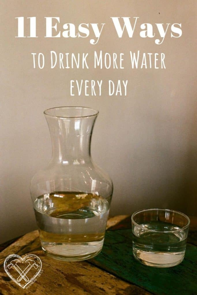 11 Easy Ways to Drink More Water Every Day