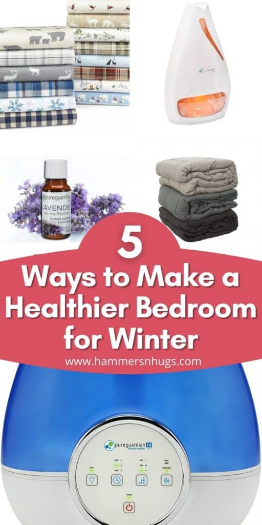 5 Things Every Bedroom Needs for Winter