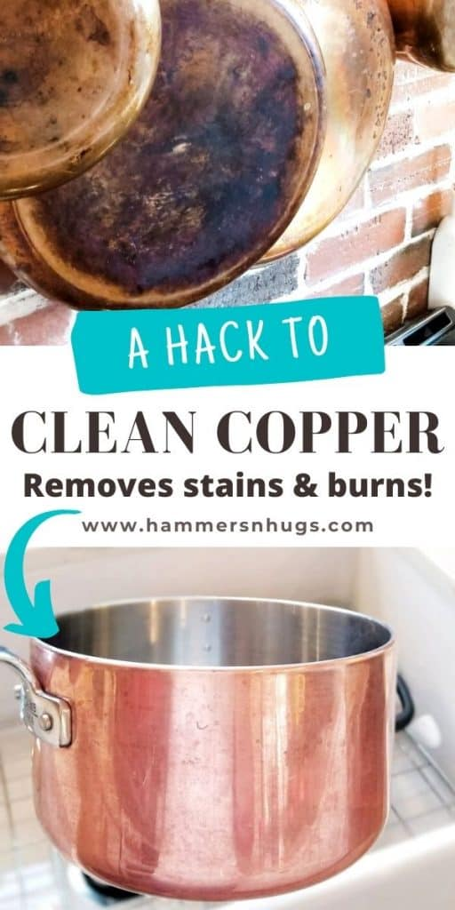 The BEST Way to Clean Copper With This Hack