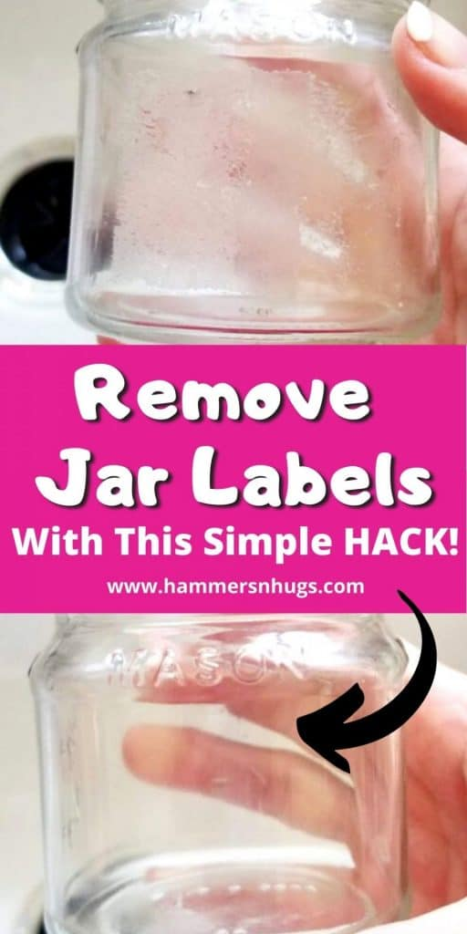 How to Remove Jar Labels with this Simple Hack!