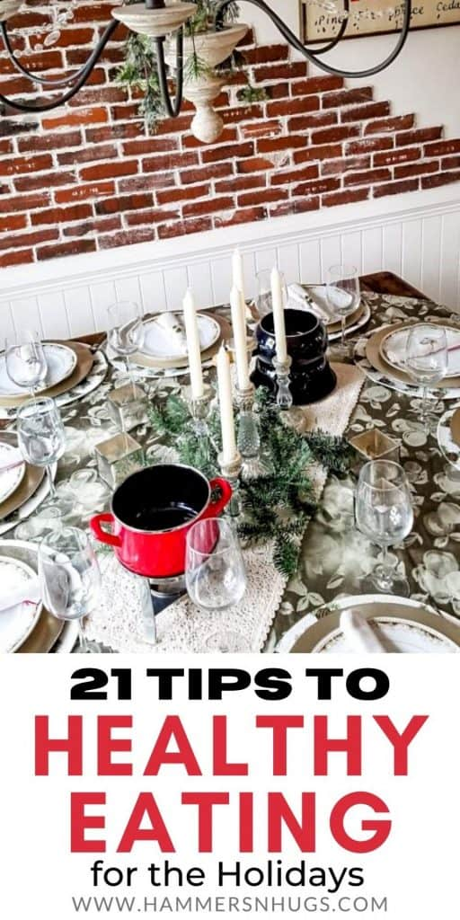 21 Tips to Health Eating for the Holidays