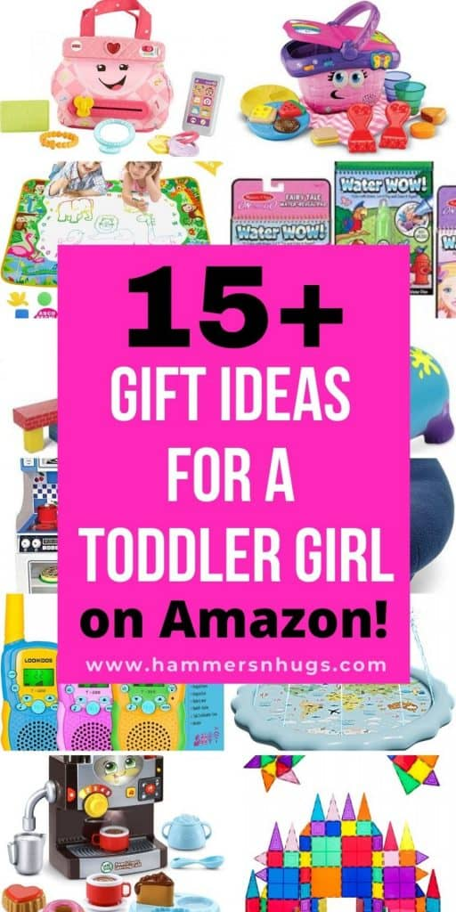 13 Gift Ideas for a Toddler Girl Under $30