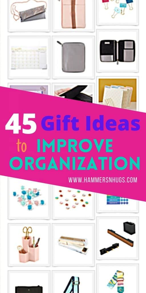 Gift Ideas for the Organized Woman