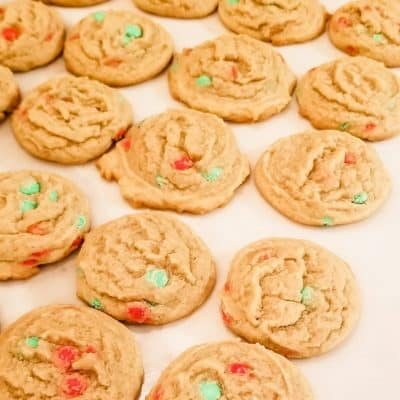 Christmas Pudding Cookie Recipe