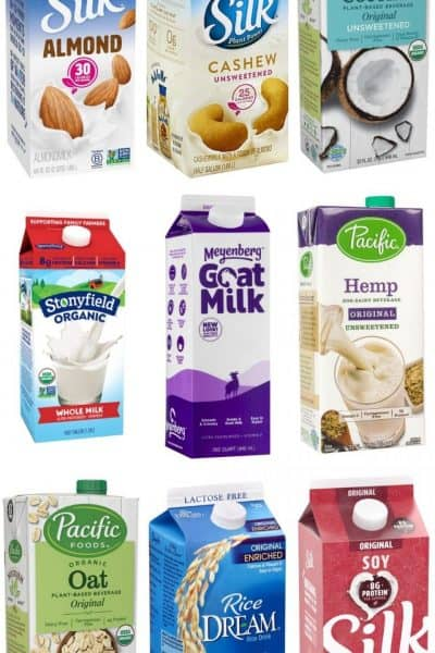 The Healthiest Milk Breakdown